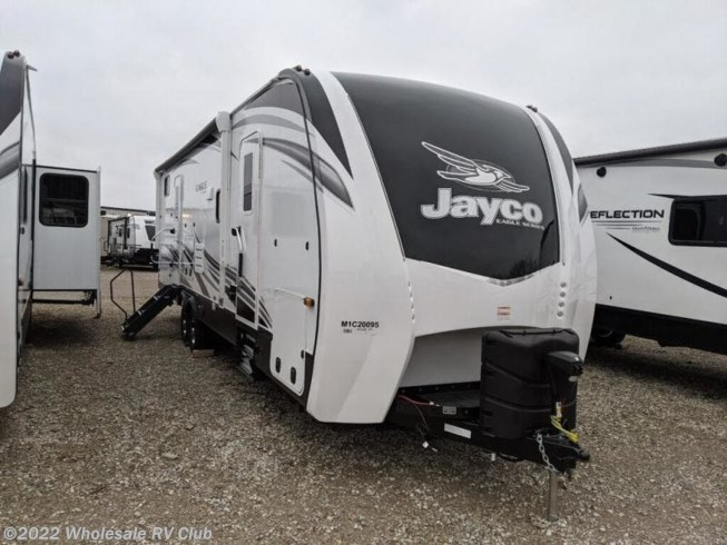New 2021 Jayco Eagle HT 284BHOK available in , Ohio