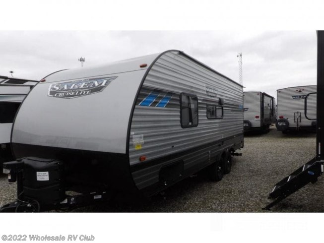 New 2021 Forest River Salem Cruise Lite 19DBXL available in , Ohio