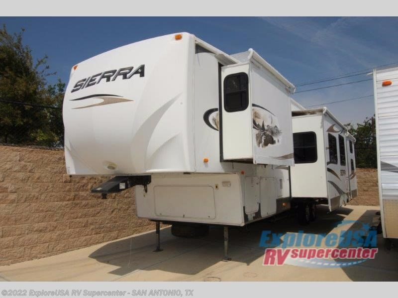 2010 Forest River Fifth Wheel