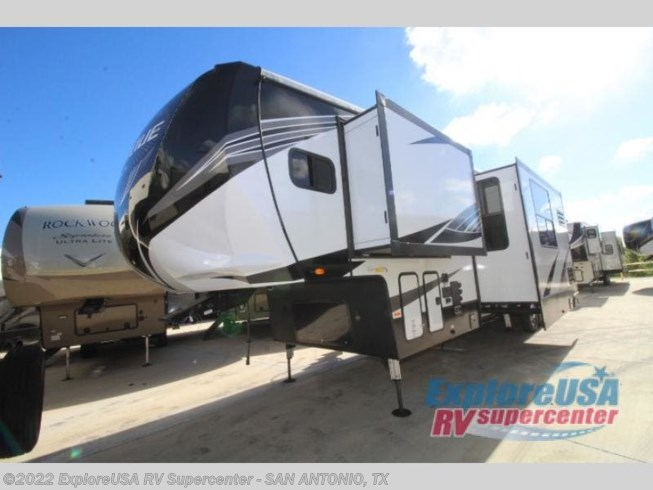 2019 Heartland Torque TQ 416 - New Toy Hauler For Sale by ExploreUSA RV Supercenter - SAN ANTONIO, TX in San Antonio, Texas features Slideout