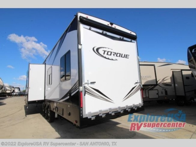 New 2019 Heartland Torque TQ 416 available in San Antonio, Texas