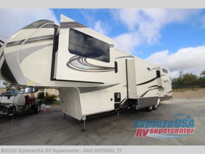 New 2021 Grand Design Solitude 380FL available in San Antonio, Texas