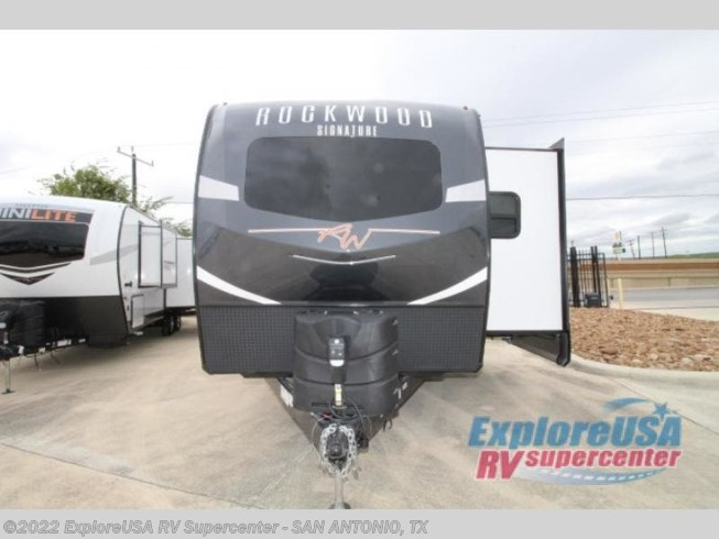 New 2021 Forest River Rockwood Signature Ultra Lite 8337RL available in San Antonio, Texas