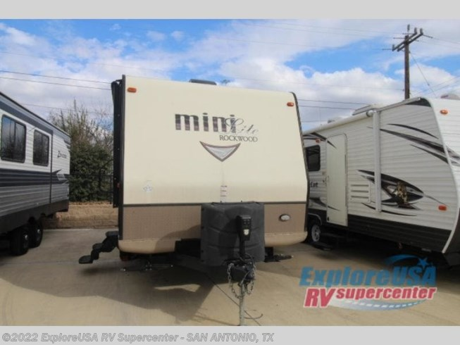 Used 2017 Forest River Rockwood Mini Lite 2104S available in San Antonio, Texas