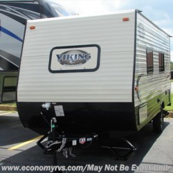2018 Coachmen Viking 17FQ  - Travel Trailer New  in Mechanicsville MD For Sale by Economy RVs call 877-233-6834 today for more info.