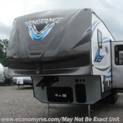 2018 Forest River Vengeance 311A13  - Toy Hauler New  in Mechanicsville MD For Sale by Economy RVs call 800-226-0226 today for more info.