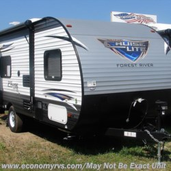 New 2018 Forest River Salem Cruise Lite 180RT For Sale by Economy RVs available in Mechanicsville, Maryland