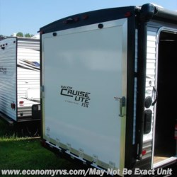 Economy RVs 2018 Salem Cruise Lite 180RT  Toy Hauler by Forest River | Mechanicsville, Maryland