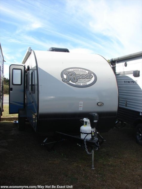 New 2018 Forest River R-Pod RP-180 For Sale by Economy RVs available in Mechanicsville, Maryland