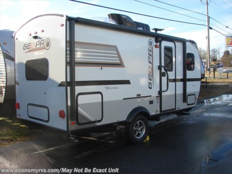 New 2018 Forest River Rockwood Geo Pro G16BH For Sale by Economy RVs available in Mechanicsville, Maryland