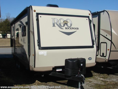 New 2018 Forest River Rockwood Roo 23FL For Sale by Economy RVs available in Mechanicsville, Maryland