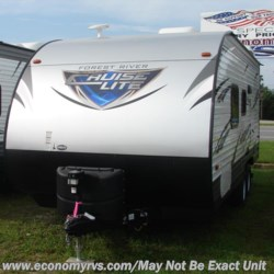 2018 Forest River Salem Cruise Lite 171RBXL  - Travel Trailer New  in Mechanicsville MD For Sale by Economy RVs call 800-226-0226 today for more info.