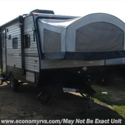 New 2018 Coachmen Viking 16RBD For Sale by Economy RVs available in Mechanicsville, Maryland