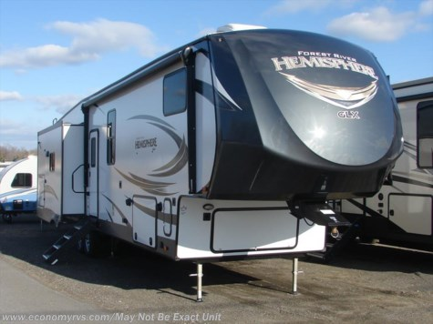 New 2018 Forest River Salem Hemisphere GLX 370BL For Sale by Economy RVs available in Mechanicsville, Maryland