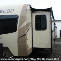 2018 Forest River Rockwood Signature Ultra Lite 8335BSS  - Travel Trailer New  in Mechanicsville MD For Sale by Economy RVs call 877-233-6834 today for more info.