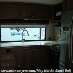 Economy RVs 2018 Rockwood Signature Ultra Lite 8335BSS  Travel Trailer by Forest River | Mechanicsville, Maryland