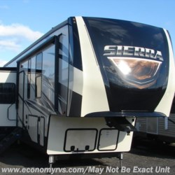 New 2018 Forest River Sierra 387MKOK For Sale by Economy RVs available in Mechanicsville, Maryland
