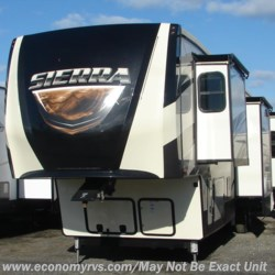 2018 Forest River Sierra 387MKOK  - Fifth Wheel New  in Mechanicsville MD For Sale by Economy RVs call 800-226-0226 today for more info.
