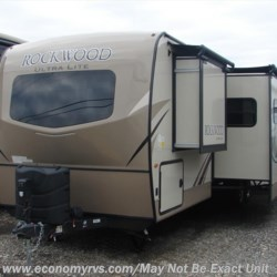 2018 Forest River Rockwood Ultra Lite 2909WS  - Travel Trailer New  in Mechanicsville MD For Sale by Economy RVs call 800-226-0226 today for more info.