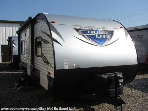New 2018 Forest River Salem Cruise Lite 241QBXL For Sale by Economy RVs available in Mechanicsville, Maryland