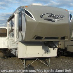 Used 2014 Keystone Cougar 331MKS For Sale by Economy RVs available in Mechanicsville, Maryland