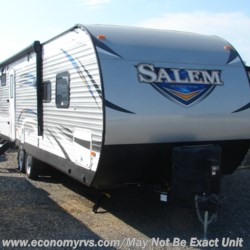 New 2018 Forest River Salem 27DBK For Sale by Economy RVS, LLC available in Mechanicsville, Maryland