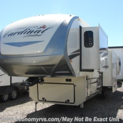 2019 Forest River Cardinal Limited 3920TZLE  - Fifth Wheel New  in Mechanicsville MD For Sale by Economy RVS, LLC call 877-233-6834 today for more info.