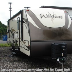 New 2019 Forest River Wildcat 292QBD For Sale by Economy RVS, LLC available in Mechanicsville, Maryland