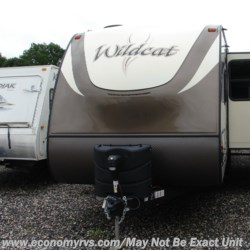 2019 Forest River Wildcat 292QBD  - Travel Trailer New  in Mechanicsville MD For Sale by Economy RVS, LLC call 877-233-6834 today for more info.