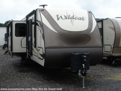 New 2019 Forest River Wildcat 343BIK For Sale by Economy RVS, LLC available in Mechanicsville, Maryland