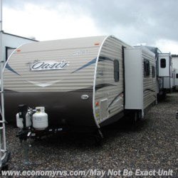 2019 Shasta Oasis 26DB  - Travel Trailer New  in Mechanicsville MD For Sale by Economy RVS, LLC call 877-233-6834 today for more info.