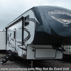 New 2019 Forest River Salem Hemisphere GLX 356QB For Sale by Economy RVS, LLC available in Mechanicsville, Maryland