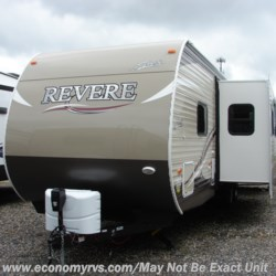 2019 Shasta Revere 32DS  - Travel Trailer New  in Mechanicsville MD For Sale by Economy RVS, LLC call 877-233-6834 today for more info.