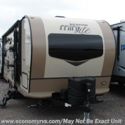 New 2019 Forest River Rockwood Mini Lite 2509S For Sale by Economy RVS, LLC available in Mechanicsville, Maryland