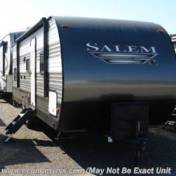 New 2019 Forest River Salem 26DBLE For Sale by Economy RVS, LLC available in Mechanicsville, Maryland