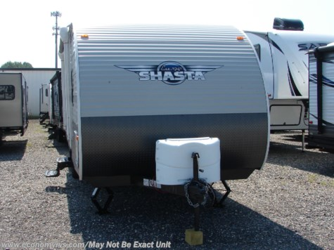 New 2019 Shasta Shasta 26BH For Sale by Economy RVS, LLC available in Mechanicsville, Maryland