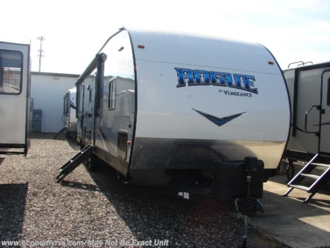 New 2019 Forest River Vengeance Rogue 31V For Sale by Economy RVS, LLC available in Mechanicsville, Maryland