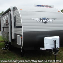 New 2019 Shasta Shasta 21RB For Sale by Economy RVS, LLC available in Mechanicsville, Maryland