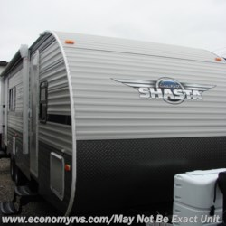 New 2019 Shasta Shasta 25RK For Sale by Economy RVS, LLC available in Mechanicsville, Maryland