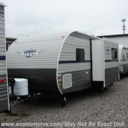 2019 Shasta Shasta 25RK  - Travel Trailer New  in Mechanicsville MD For Sale by Economy RVS, LLC call 877-233-6834 today for more info.