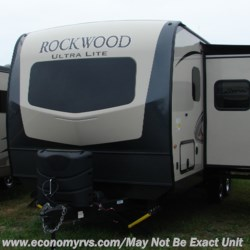 2019 Forest River Rockwood Ultra Lite 2304DS  - Travel Trailer New  in Mechanicsville MD For Sale by Economy RVS, LLC call 877-233-6834 today for more info.