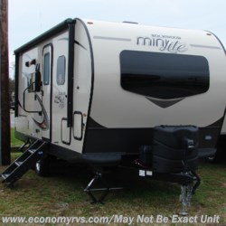 New 2019 Forest River Rockwood Mini Lite 2104S For Sale by Economy RVS, LLC available in Mechanicsville, Maryland