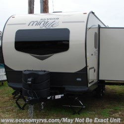2019 Forest River Rockwood Mini Lite 2104S  - Travel Trailer New  in Mechanicsville MD For Sale by Economy RVS, LLC call 877-233-6834 today for more info.