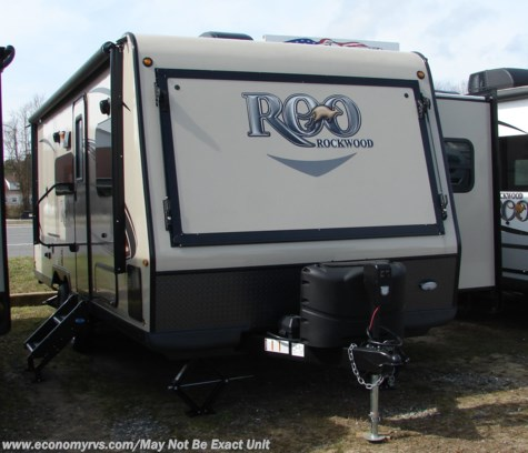 New 2019 Forest River Rockwood Roo 233S For Sale by Economy RVS, LLC available in Mechanicsville, Maryland