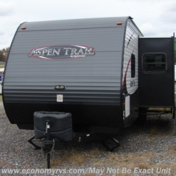 2016 Dutchmen Aspen Trail 2810BHS  - Travel Trailer Used  in Mechanicsville MD For Sale by Economy RVS, LLC call 877-233-6834 today for more info.