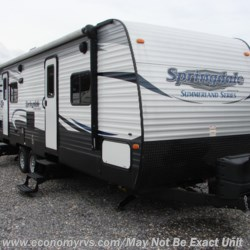Used 2017 Keystone Springdale Summerland 2570RL For Sale by Economy RVS, LLC available in Mechanicsville, Maryland