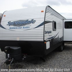 2017 Keystone Springdale Summerland 2570RL  - Travel Trailer Used  in Mechanicsville MD For Sale by Economy RVS, LLC call 877-233-6834 today for more info.