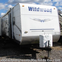 Used 2010 Forest River Wildwood 29QBBS For Sale by Economy RVS, LLC available in Mechanicsville, Maryland