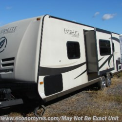 Used 2010 EverGreen RV Ever-Lite 27RB For Sale by Economy RVS, LLC available in Mechanicsville, Maryland