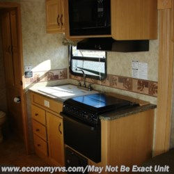 Economy RVS, LLC 2010 Ever-Lite 27RB  Travel Trailer by EverGreen RV | Mechanicsville, Maryland